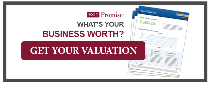 What's your business worth? Get your valuation.