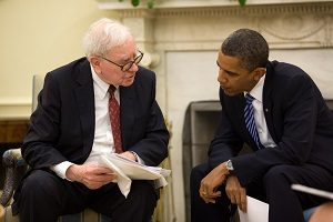 Obama Warren Buffett Tax