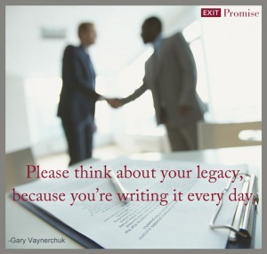 Legacy Exit Planning