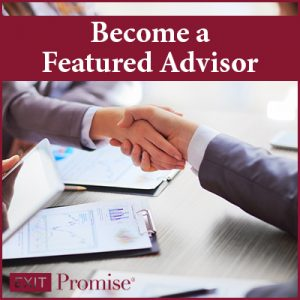 Become a Featured Advisor Exit Promise