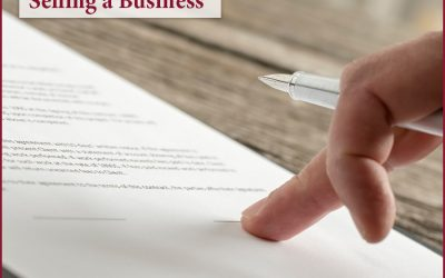 Top Seven Important Deal Terms When Selling a Business