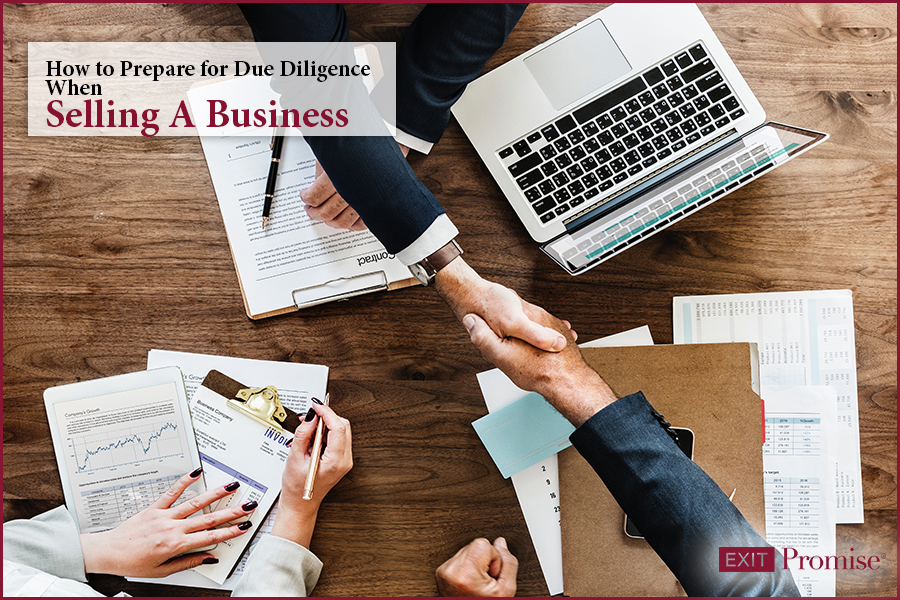 How to Prepare for Due Diligence When Selling a Business