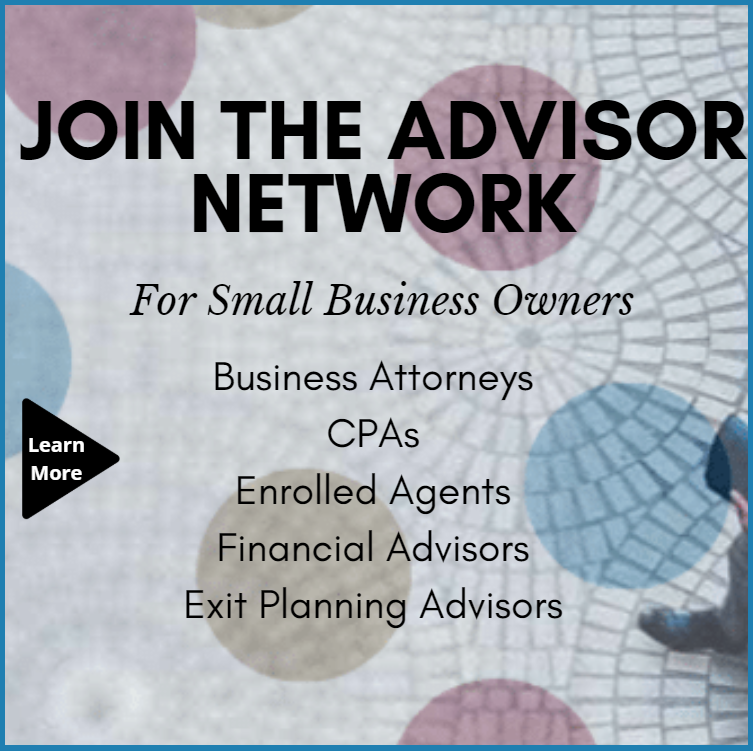 Join the Small Business Advisor Network
