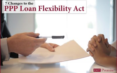 7 Changes PPP Loan Flexibility Act Offers Business Owners