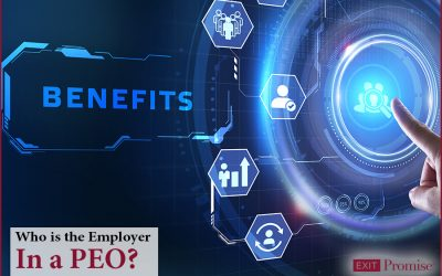 Who is the Employer in a PEO?