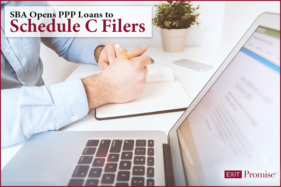 SBA Expands PPP Loan Requests to Schedule C Filers